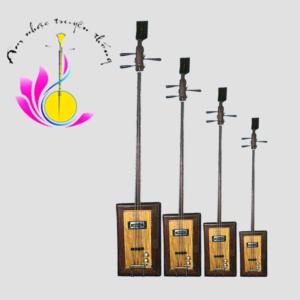 Nhạc cụ – Đàn Đáy