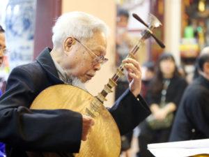 Nguồn gốc của hát Chầu Văn