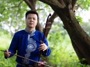 Nghệ sỹ biểu diễn Đàn Nhị Việt Nam