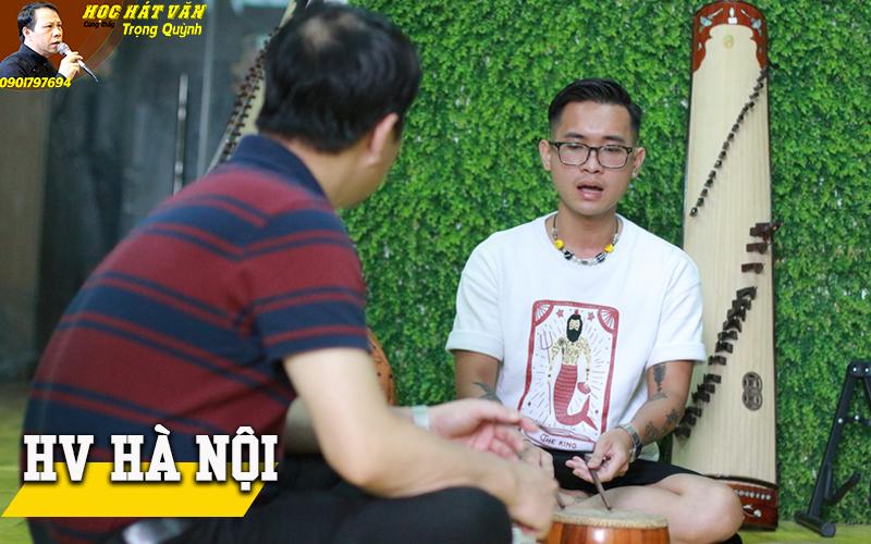 Học Hát Văn Ở Hà Nội-Lương Trọng Quỳnh